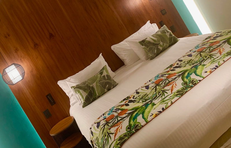 Emerald Jungle Adult Only Room